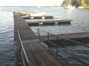 Copra Shed Floating Docks