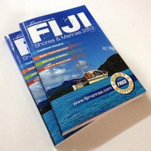 Brand New Yachting and Cruising Guide to Fiji Launched