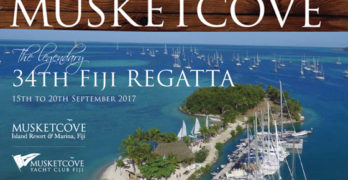 34th Fiji Regatta Opening Night